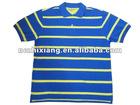 men's polo shirt stripe polo shirt