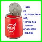 2012 Newest Coke Mini shape Plastic Trash Can Coke Can