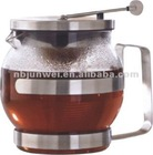 tea pot with filter