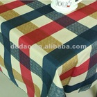 linen look table cloth