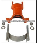 pipe coupling casting