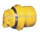 Hydraulic excavator travel motor