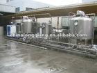Complete set fruit juice production line