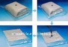 Good housekeeping helper-Ningbo Nice Life PE space saving bag for quilts
