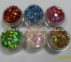 special shape glitters