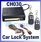 Car Central Locking System with Remote Control
