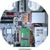R1366 1u MicroATX rackmount server chassis