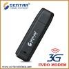 High quality EVDO Rev.O 3g usb dongle support SMS & Call