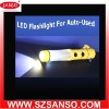 LED flashing torch High quality