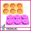 Eco-friendly Factory Price Silicone Cake Molds