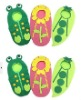 Baby sleeping bags cute pea ,frog and flower designs kids sleeping bags