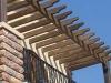 WPC Pergola/Building Gallery Frame