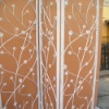 decorative wrought iron screen