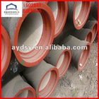 Water drinking ductile iron pipe