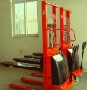 High quality Semi Electric Battery Stackers