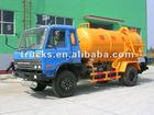 vacuum septic suction truck