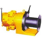 Air motor winch