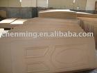 HDF door skin (natural ash)
