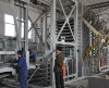 Particle board Making machine