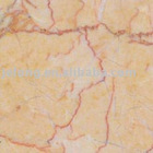 Yellow cream marble tiles