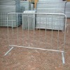 Main manufacture of metal crowd control barriers