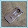 designed high quality polished stainless steel clips