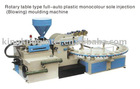 PVC air-blowing shoe making machine