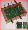 2 IN 1 table game-table soccer game & pool table game