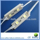 RGB waterproof led module