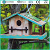 Handmade Anqitue Wooden Bird House