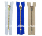 4# YG brass zipper