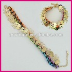 fashion handmade skull rope bracelets and bangles jewerly accessory