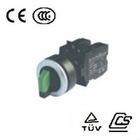 LA423X3 30mm short handle selector switch (three pos)