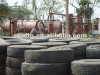 THE HIGH QUALITY WASTE TYRE RECYLING PLANT