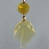 leaf shaple crystal chandelier drop