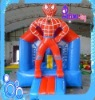 small spider man stand up inflatable