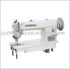 Single Needle Heavy Duty Top And Bottom Feed Lockstitch Sewing Machine