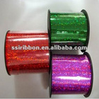 "Holographic ribbon spool (3/16"" X 250 yds)"