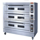 3 Layers 9 Electric Commercial Roaster Oven