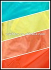 polyester fabric for sun-protective clothing