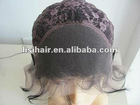Popular glueless lace front wig
