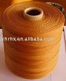 dipped polyester thread