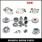 2012 New China motorcycle spare parts including Cylinder/Coil/Kick Starter/Spark Plug /Bearing/Absorber/Chain/Sprocket/mirror