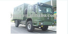 competitive price of HOWO workshop truck