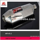 Motocycle stainless steel Muffler Exhaust