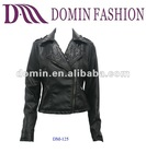 Studded Women's Biker Jacket