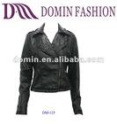 Studded Women's Biker Jacket
