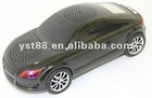 car mini speaker YST-AA102(AUDI A8) with LCD display