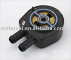 Ford Focus engine oil cooler,oil coolers,heat sink,heat dissipator,automobile cooler,transmission oil cooler