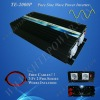 Pure sine wave dc ac 2000w inverter TEP-2000W